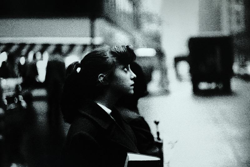 Diane Arbus in the beginning